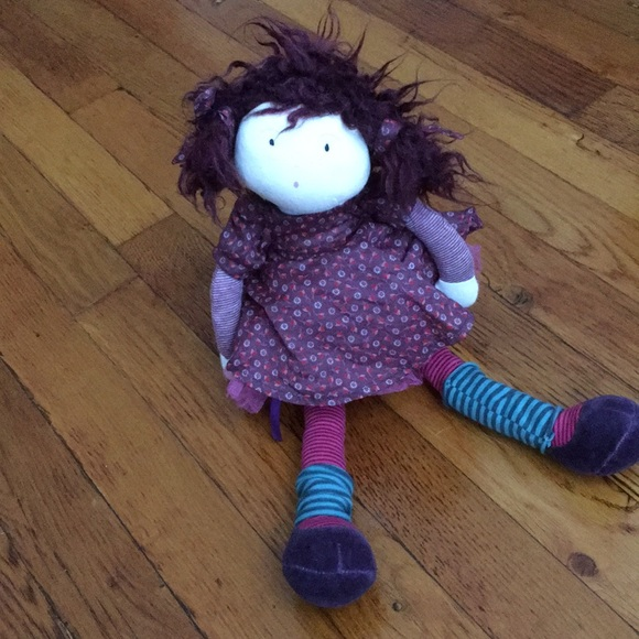 Jeanne rag doll
